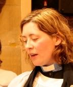 Revd Becky Lumley (Vicar)