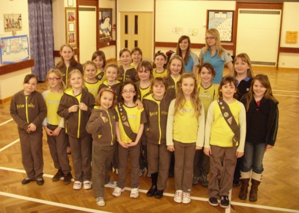 Brownies Amp Guides St Mary S Church Beverley