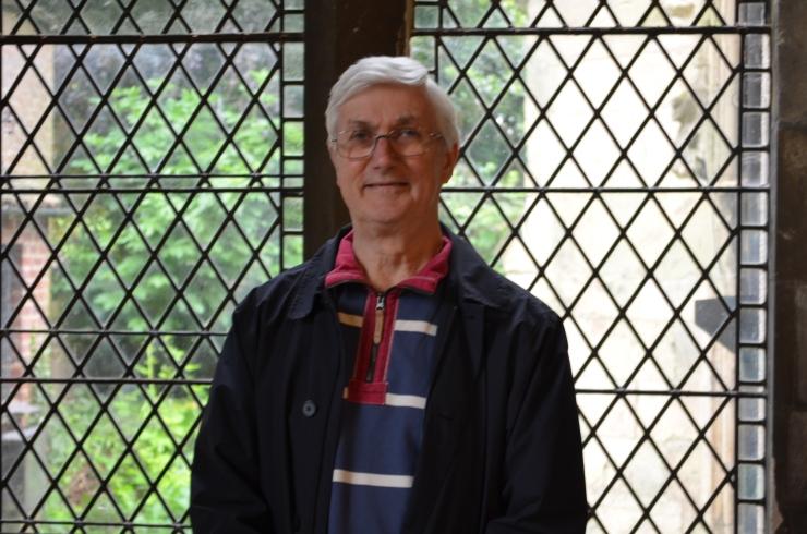 David Warren (Church Warden)
