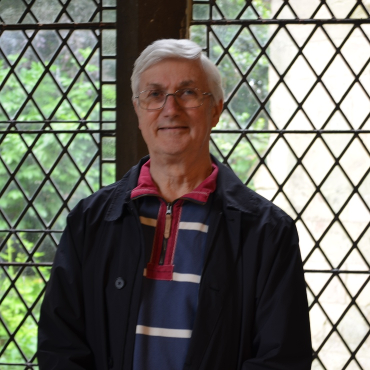 David Warren (Church Warden)