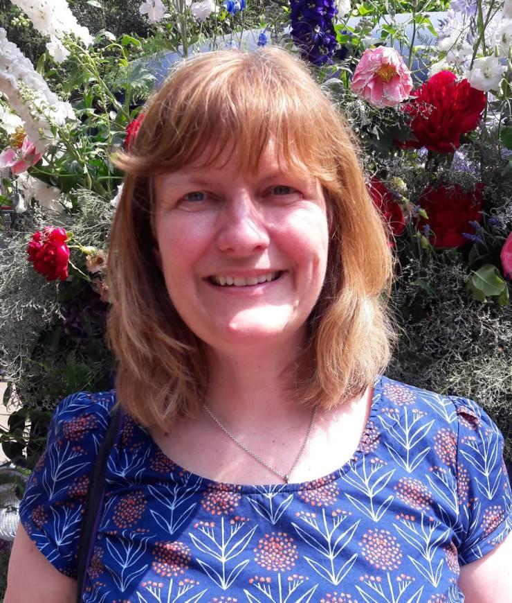 Gill Gregory (Church Warden and Safeguarding Representative )